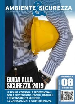 Supplemento al n.8 - Settembre 2019